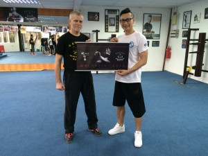 PVT x WSL Ving Tsun Combat Science (Malaysia) 2015 – Day 2